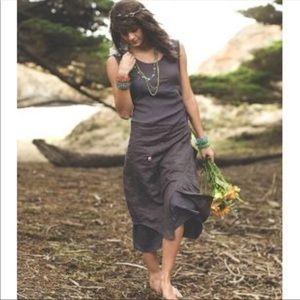 Matilda Jane Ekaterina midis linen dress large